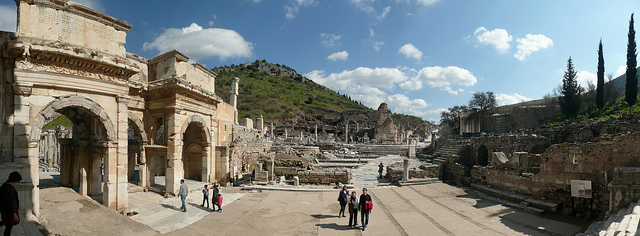 <span class='sliderText'><h1>FULL DAY EPHESUS TOUR</h1> </span>  <span class='sliderFiyat'>(<strong>1</strong> Days) 65.00$</span>